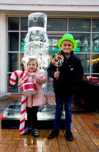 ice sculpture uk family friendly events