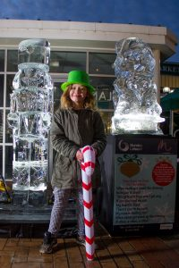 ice sculptures perfect christmas addition