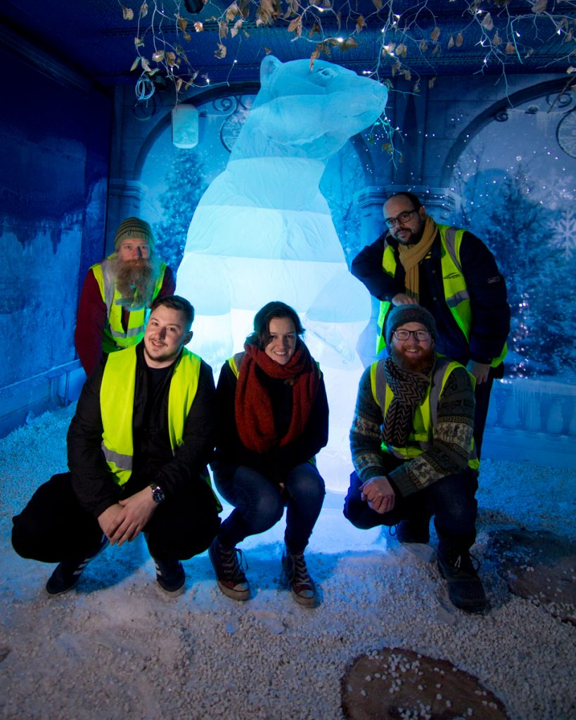 jamie_wardley_claire_jamieson_professional_ice_sculptors_uk