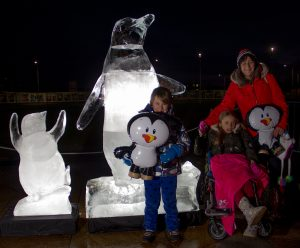christmas_events_Scoland_public_free_ice_carving