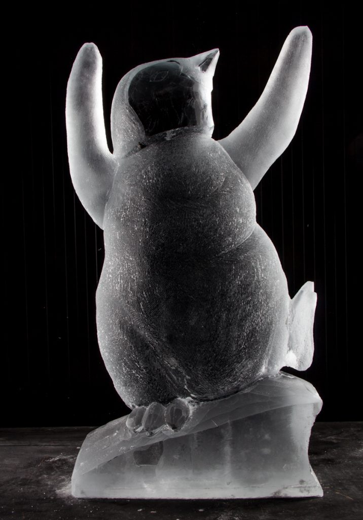 ice_sculpture_penguin_studio_carving_yorkshire_christmas_events