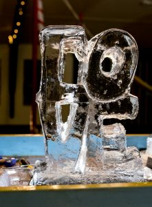 Ice sculpture workshops