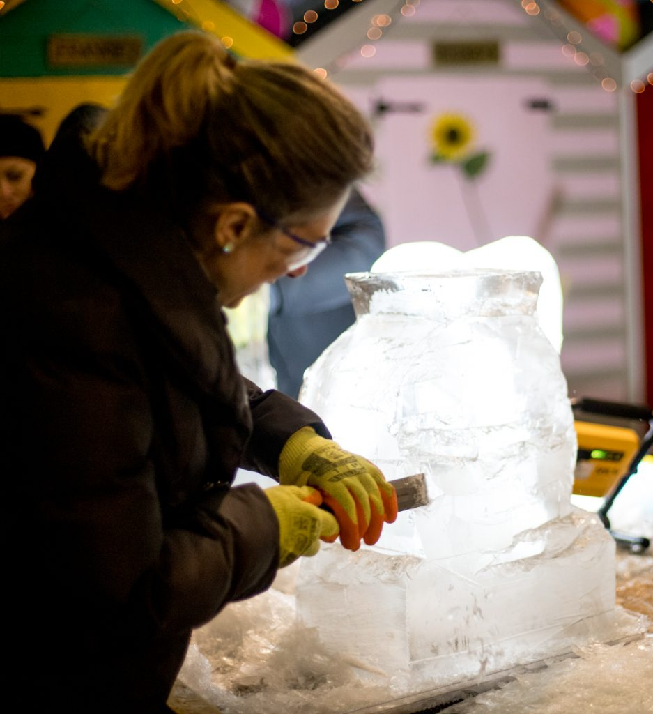 ice sculpture courses