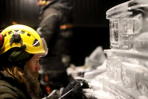 ice sculpture events