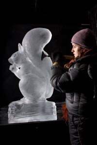 ice sculpture events uk