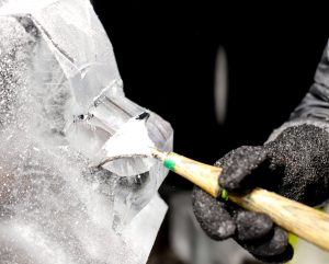 ice sculpture experience days
