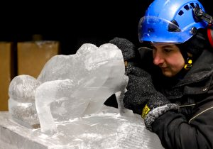 ice sculpture sheffield