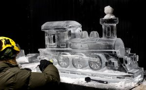 ice sculpture uk