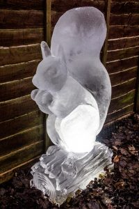 ice sculptures manchester