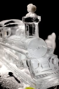 north england ice sculpture