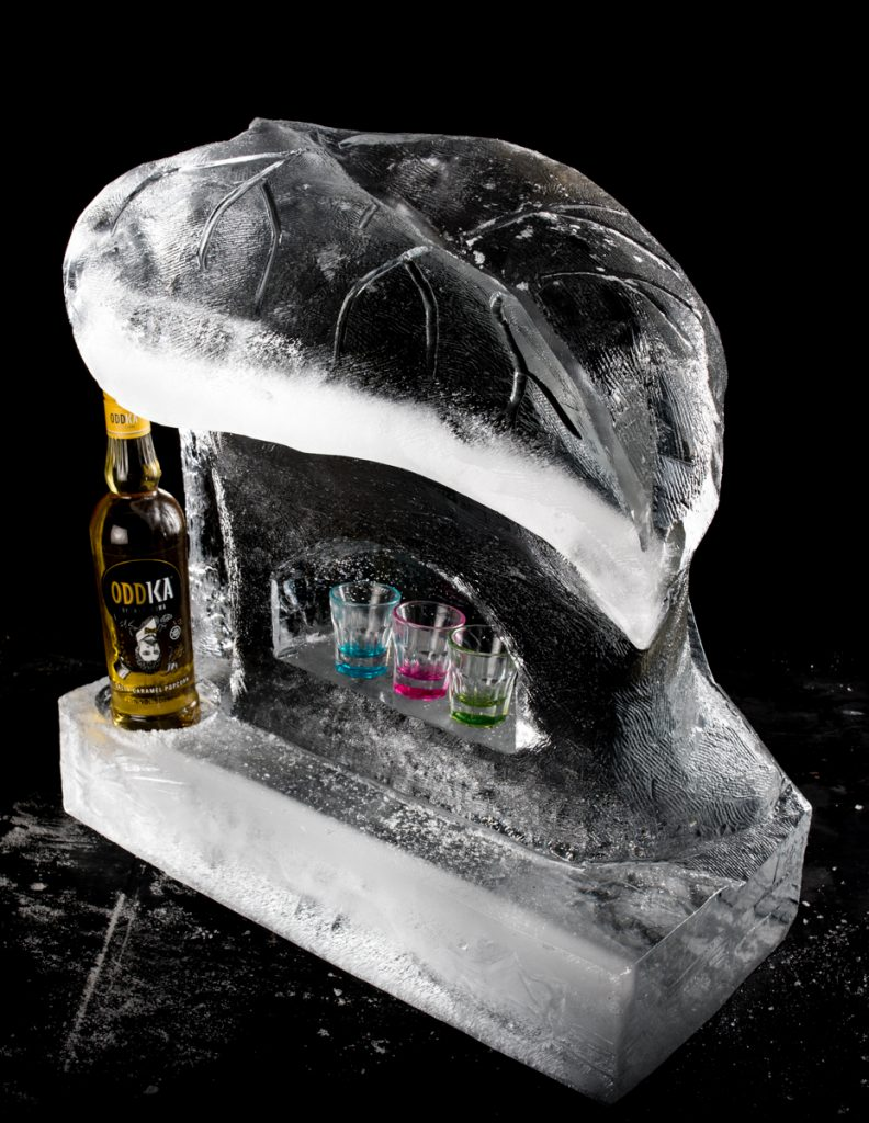 vodka luge parties events