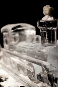 wedding ice sculptures yorkshire