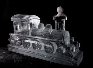 yorkshire ice sculpture