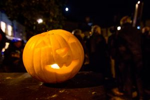 Halloween events yorkshire