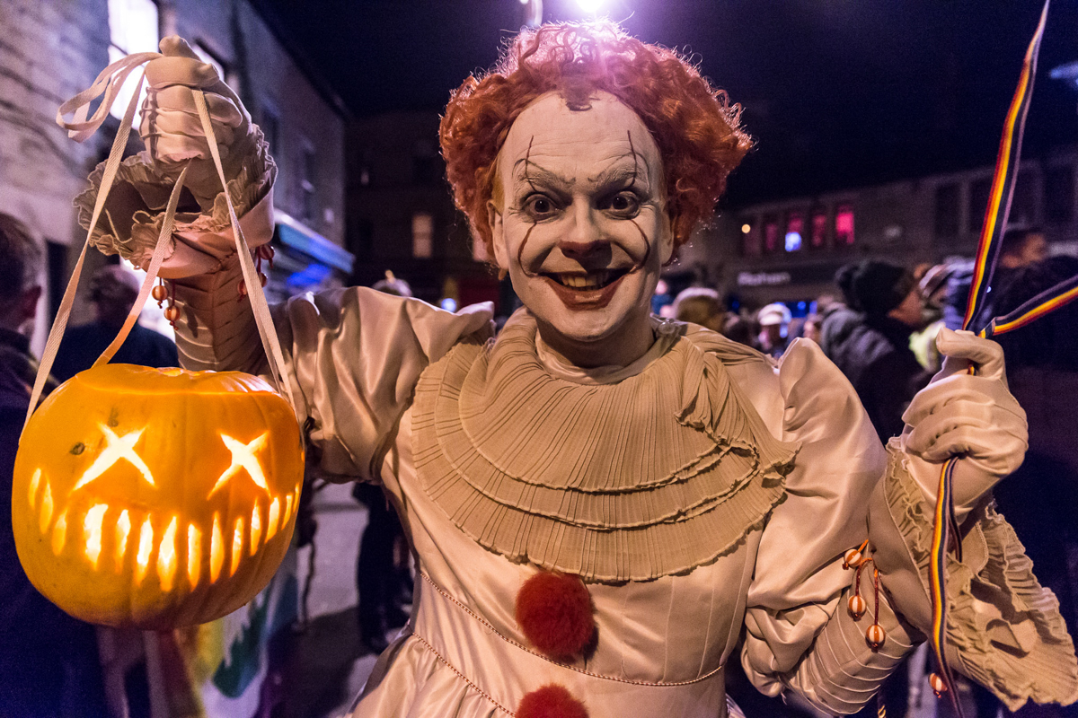 Pennywise halloween
