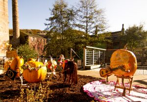 Pumpkin festival uk halloween events