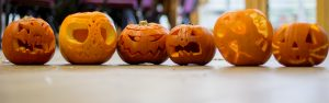 family pumpkin carving events uk