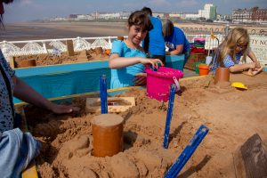 North pier blackpool events