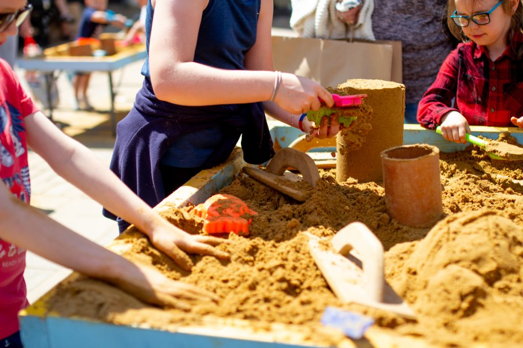colchester sand sculpture workshops