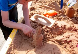 sand sculpture pop up events
