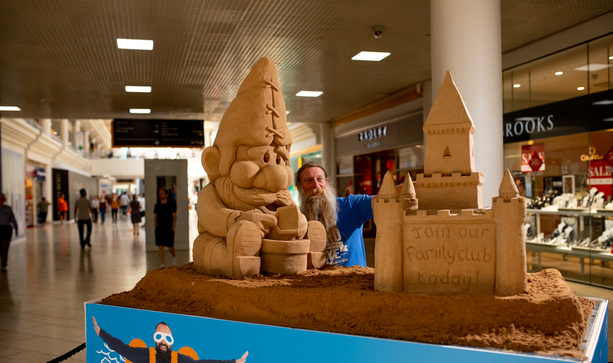 sand sculptures north east