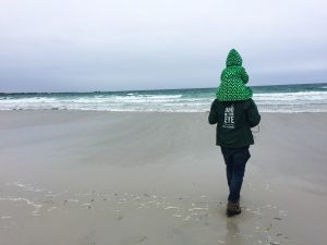 beach tiree family activities