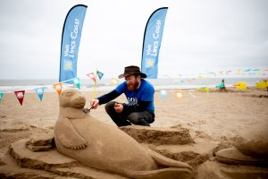Jamie wardley sand events