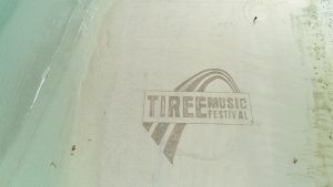 tiree music festival logo