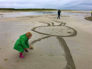 sand drawing workshops