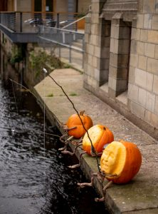 hebden bridge pumpkin carving yorkshire