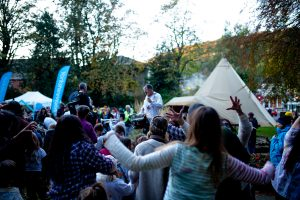 hebden bridge zombie parade yorkshire family events things to do with the kids