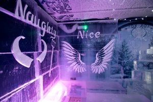 ice bar nottingham winter wonderland