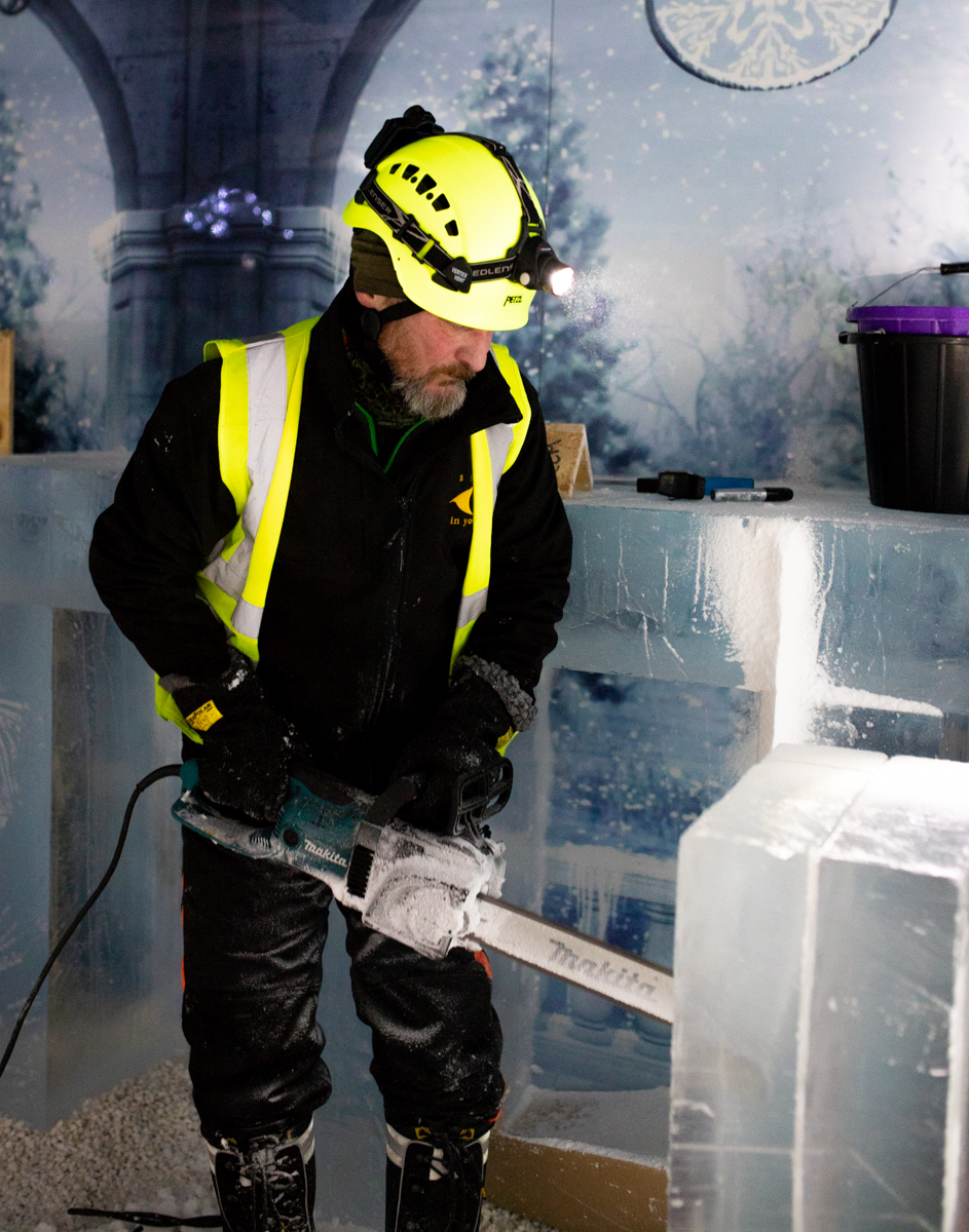 ice sculptors UK