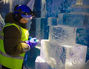ice sculptors west yorkshire