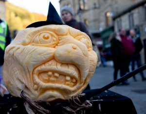 pumpkin carving yorkshire
