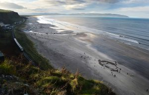 sand art uk northern ireland