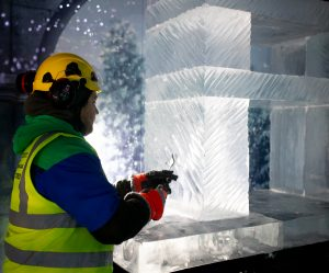 sand in your eye ice sculptors west yorkshire