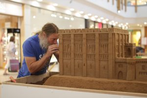 sand in your eye sand sculpture yorkshire