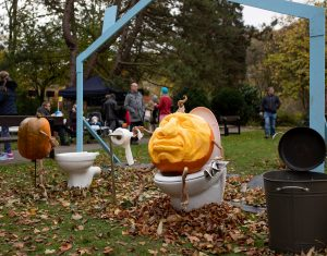 yorkshire water pumpkin festival
