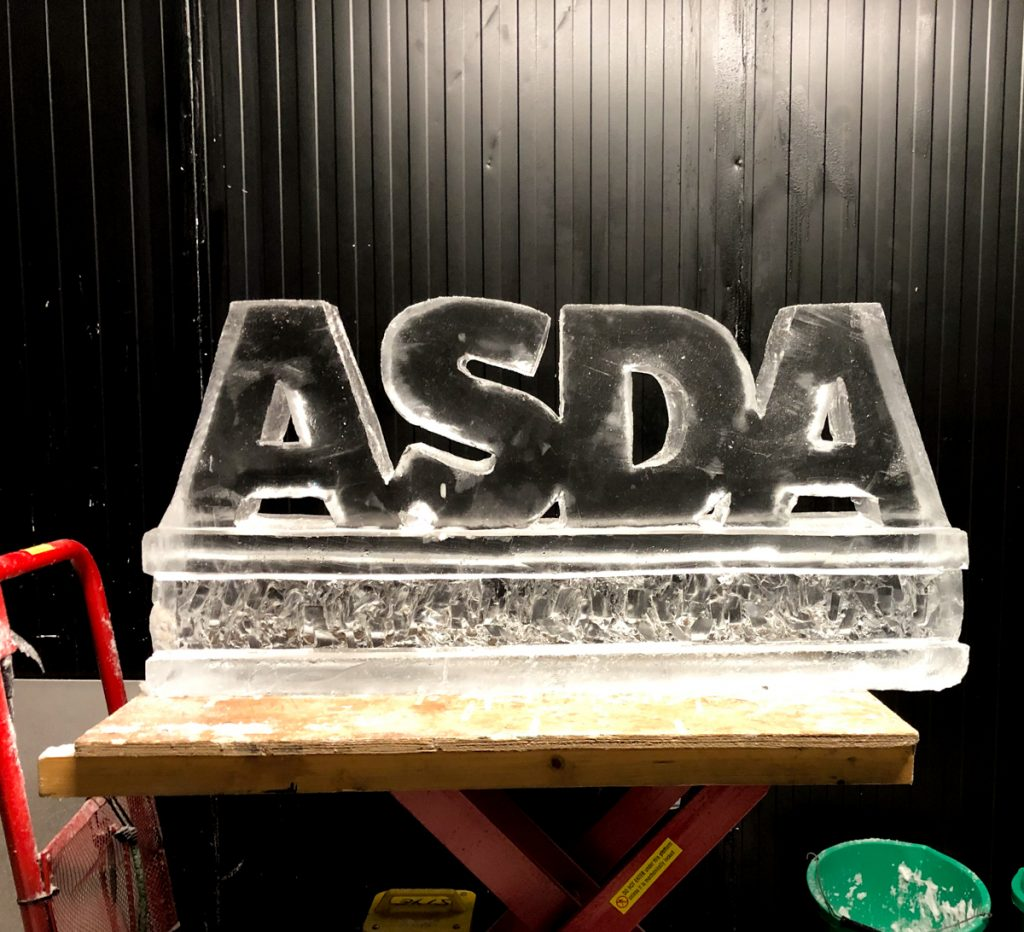 Ice Sculpture logos