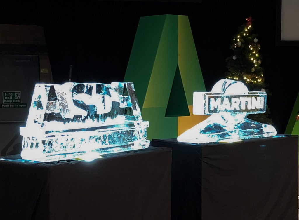 Ice sculpture west yorkshire