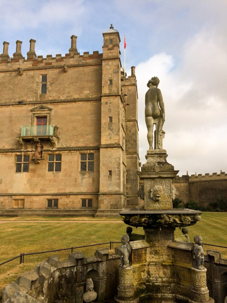 Bolsover castle events