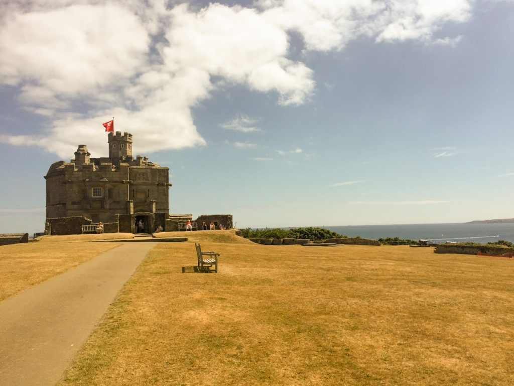 Pendennis Castle english heritage