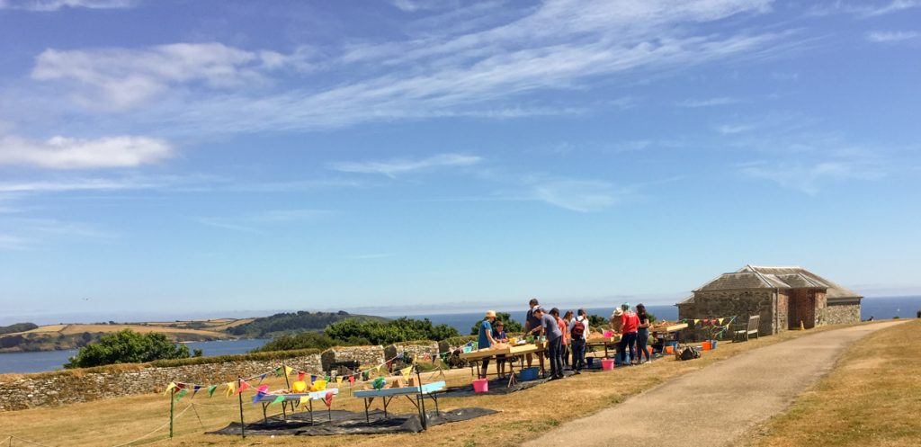 Pendennis castle summer events