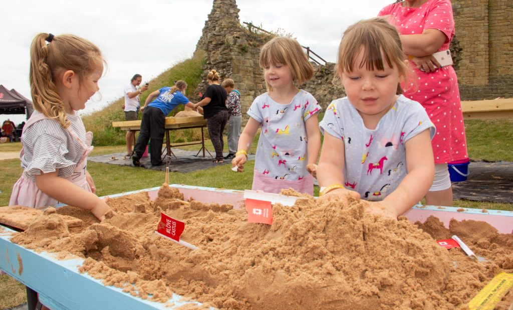 sand play creative workshops schools