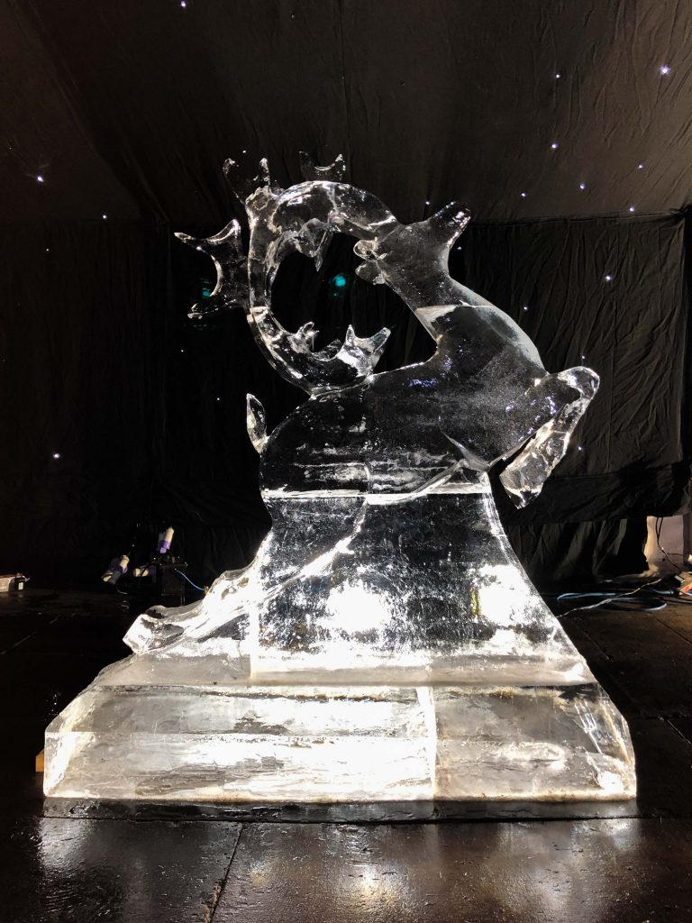 ice carving yorkshire