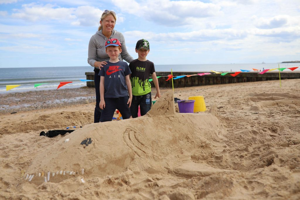 sand art workshops UK