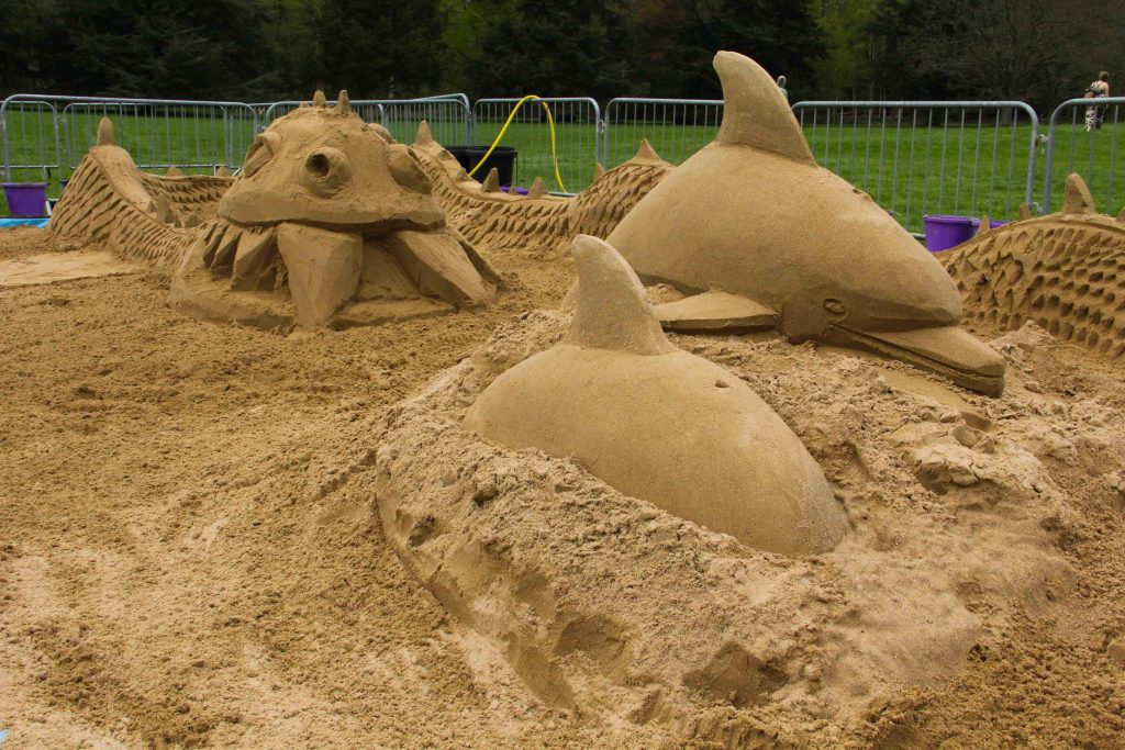 sand in your eye sculpture workshops