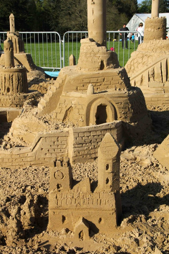 sand sculpting workshops yorkshire