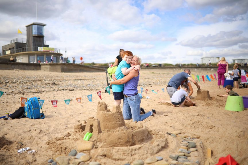sand sculpture workshops UK